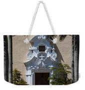 Entrance To Congregational Church Weekender Tote Bag