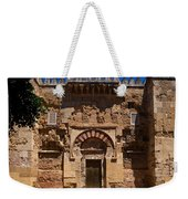 Entrance To The 10th Century Mezquita Weekender Tote Bag