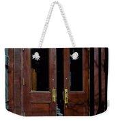 Entry - Burlington Place - Omaha Weekender Tote Bag
