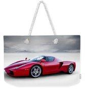 Enzo Weekender Tote Bag