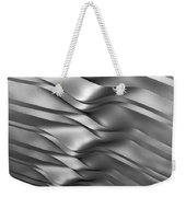 Eolian Silver Weekender Tote Bag