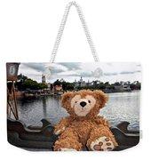 Epcot Bear Weekender Tote Bag