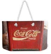 Epcot Old Coke Weekender Tote Bag