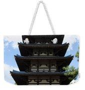 Epcot Pagoda Weekender Tote Bag