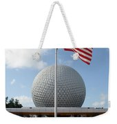 Epcot Usa Weekender Tote Bag