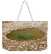Ephedra Spring In West Thumb Geyser Basin Weekender Tote Bag