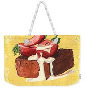 Epicerie Panel 1 Weekender Tote Bag