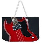 Epiphone Sg Bass-9189 Weekender Tote Bag