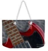 Epiphone Sg Bass-9205-fractal Weekender Tote Bag