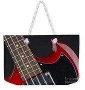 Epiphone Sg Bass-9205 Weekender Tote Bag