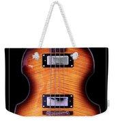 Epiphone Viola Bass Guitar Weekender Tote Bag
