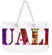 Equality For All 3 - Stone Rock'd Art By Sharon Cummings Weekender Tote Bag