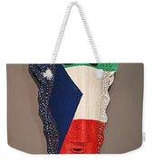 Equatorial Guinea Weekender Tote Bag