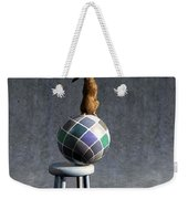 Equilibrium II Weekender Tote Bag by Cynthia Decker