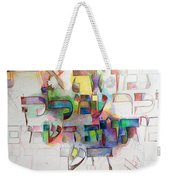 Erase The Name Of Amalek From Under The Heavens Do Not Forget Weekender Tote Bag