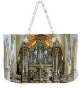 Erfurt Pipe Organ Weekender Tote Bag