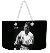 Eric Clapton 003 Weekender Tote Bag