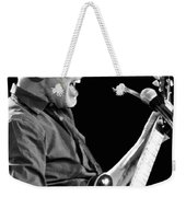Eric On Black Weekender Tote Bag