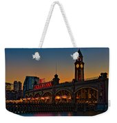 Erie Lackawanna Weekender Tote Bag