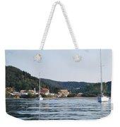 Erikousa Shines Weekender Tote Bag