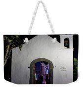Ermita San Telmo. Puerto De La Cruz By Night Weekender Tote Bag