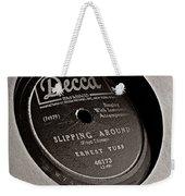 Ernest Tubb Vinyl Record Weekender Tote Bag