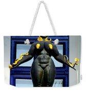 Ernst Fuchs Museum Nude Statue Weekender Tote Bag