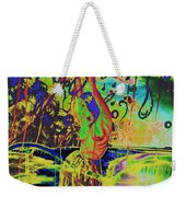 Erotic Devoted To To Dance And Music Weekender Tote Bag