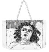 Erotic-drawings-24 Weekender Tote Bag