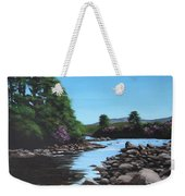 Erriff River Weekender Tote Bag