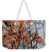 Eruption I Weekender Tote Bag