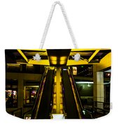 Escalator Lights Weekender Tote Bag