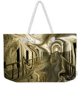 Escape From Cell Block Seven Weekender Tote Bag