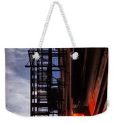 Escape In Boston Weekender Tote Bag