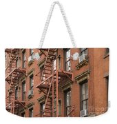 Escape Route Weekender Tote Bag