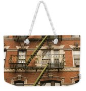 Escape Routes Weekender Tote Bag