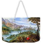 Escape To Egypt Weekender Tote Bag