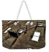 Escape To Nothing Weekender Tote Bag