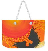 Escape To Paradise Weekender Tote Bag