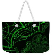 Escaping The Matrix Weekender Tote Bag