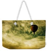 Escapism Weekender Tote Bag by Andrew Paranavitana