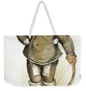 Eskimo Man Weekender Tote Bag