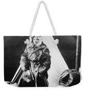 Eskimo Woman Weekender Tote Bag