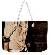 Esp Escaped Prisoner Zombie Weekender Tote Bag