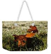 Essence Of Autumn Weekender Tote Bag