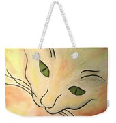 Essence Of Cat Weekender Tote Bag