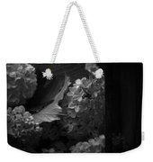 Essence Of My Soul In Black And White Weekender Tote Bag
