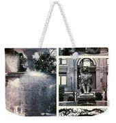 Essence Of Savannah Weekender Tote Bag