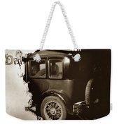 Essex Super Six In Carmel Dairy 1933 Weekender Tote Bag