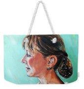 Esther Weekender Tote Bag